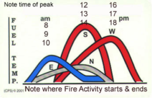 CPS Fuel Flammability Card. Campbell 1991