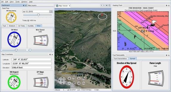 Campbell prediction system cps v11 the nasa world wind forum and usgs topographic and landfire fuel model maps this is a netbeans 691 platform application using the nasa worldwind java sdk gumiabroncs Gallery